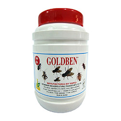 Goldben(Fly/Cockroach)<br />(click here)